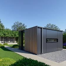 our lite pod is a spacious open plan garden studio u2013 pod space