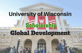Wisconsin global travel images New international scholarship at the university of wisconsin at png