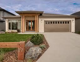 Garage French Doors - overhead door colorado springs exterior contemporary with brown