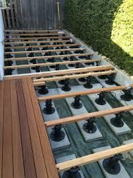 bauanleitung fã r treppen bauanleitung für holzterrasse unterkonstruktion verlegen