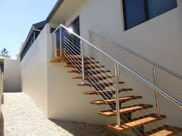 Wire Banister Stainless Steel Wire Balustrade Ss Balustrading Supplier In