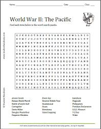 world war 2 worksheet worksheets