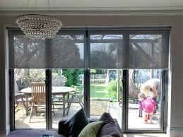Sunscreen Roller Blinds Window Blinds Window Blinds Patio Doors Sunscreen Roller Over Bi