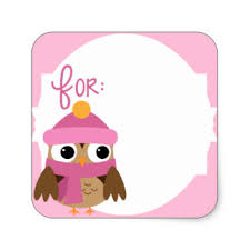 owl stickers zazzle