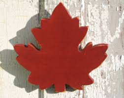 wooden leaves wall canada flagdistressed flagreclaimed wood flagwood wall