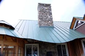 Cost Of A Copper Roof by Roofing Standing Seam Metal Roofing Metal Roofing Standing Seam