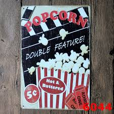 online get cheap popcorn wall decor aliexpress com alibaba group