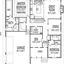 ranch floor plans with basement simple ranch house floor plans simple ranch house plans with