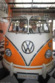 volkswagen bus 2016 interior indonesian mechanic wahyu pamungkas u0027s kombi van as long as 3 smart