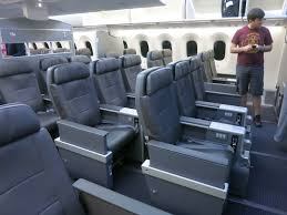American Airlines Comfort Seats An Inside Look At American Airlines Brand New Premium Economy On