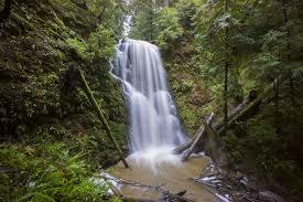 Oregon Waterfalls Map by The Berry Creek Loop