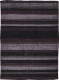 Purple And Black Area Rugs Purple Rugs Modern Shaggy Chic Graphic Print Burke Decor