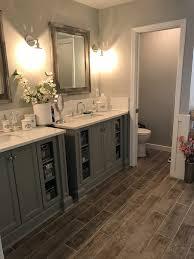 bathroom remodel master bathroom grey bathroom fixer upper diy