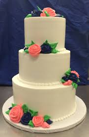 i like the flowers only a few on the sides colors of the wedding