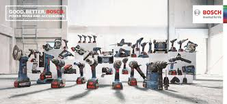 Woodworking Tools Perth by Bosch Power Tools