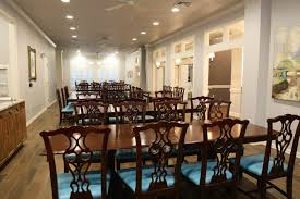 Southern Dining Rooms by Zeta Tau Alpha
