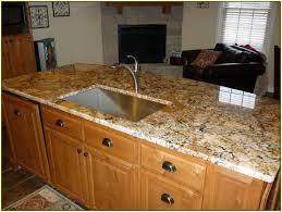 granite countertop kitchen cabinets prices per linear foot glass
