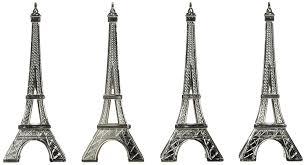 amazon com kate aspen 11063na eiffel tower place card holders