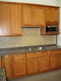 Kitchen Cabinet Door Style Our Most Popular Cabinets Honey Maple Shaker Style Yelp Ideas