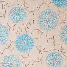 B Q Kitchen Design Service by Colours Paste The Wall Romantic Cream U0026 Teal Wallpaper