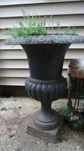 grecian urns i love to garden and boost our home u0027s curb appeal