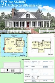 2 house plans with wrap around porch home plans with wrap around porches best of country home floor plans