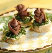 healthy canapes dinner delicious chicken canapes kos canapes