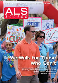 2016 als access newsmagazine summer 2016 by the als association