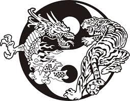 pin by nabu synneusis on yin yang yin yang tiger