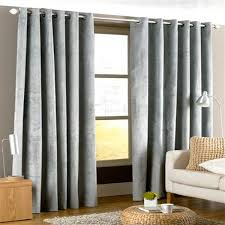 Grey Curtains 90 X 90 Riva Home Imperial Velvet Woven Lined Eyelet Curtains Ebay