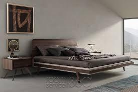 1950s platform bed by presotto room service 360