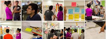 design thinking workshop marysolortega facilitated workshop about principles of ixd