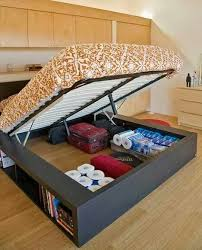 King Size Bed With Storage Underneath Best 25 King Storage Bed Ideas On Pinterest Bed Drawers Bed