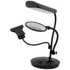 Desk Lamp With Magnifying Glass Magnifiers Hobby Lights Magnifying Glass Lamp Light Accents