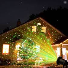 Laser Light Decoration Led Lights For Christmas Led Holiday Lights