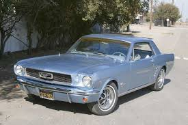 ford 66 mustang 1966 ford mustang hardtop car restoration mustang monthly