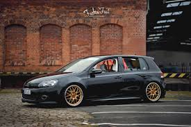 volkswagen golf stance photo collection tuning stance germany