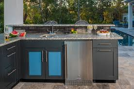 kitchen sink base cabinet and countertop outdoor kitchen sink cabinets stainless steel danver