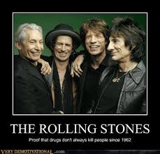 the rolling stones very demotivational demotivational posters