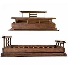 Japanese Bedroom Furniture Japanese Furniture Reclaimed Wood Beds Japanese Samourai Bed