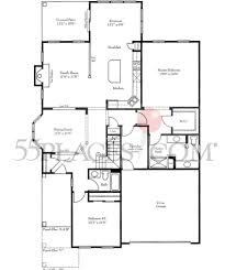 Lennar Homes Floor Plans bridgebranch floorplan 2757 sq ft heritage shores 55places com