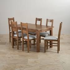 Oak Furniture Dining Tables 4ft Dining Sets 100 Solid Harwood Oak Furniture Land