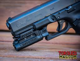 glock 19 light and laser product review lasermax spartan adjustable light and laser
