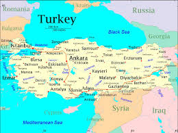 Turkey Map Europe by Turkey U0026 Istanbul Mfc 2017