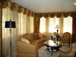 Livingroom Valances Curtains Curtain Valances For Living Room Decorating Traditional