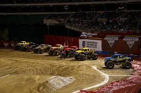 monster truck show in oakland ca monster jam oakland coliseum 277 days of sun