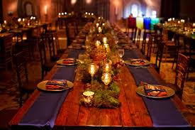 Decorative Wedding House Flags Harry Potter Wedding Designed Exactly Like Hogwarts U0027 Great Hall