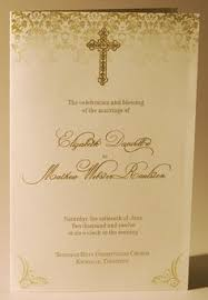printed wedding programs wedding program booklet with ribbon single color