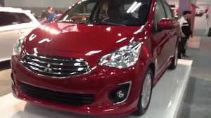 The 2015 Mitsubishi Mirage G4 West Side Mitsubishi Youtube