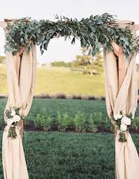 wedding arch greenery 2017 wedding trends top 30 greenery wedding decoration ideas